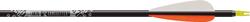 "Gamegetter 340 Arrows w/4"" Vanes & Insert Loose"