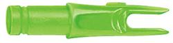 3D Super 6.5mm Nocks Flo Green