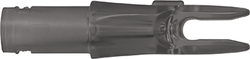 Easton 6.5mm Super 3D Nocks Smoke 12pk