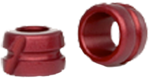 "Accu-Peep 1/8"" Red Peep"