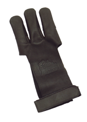 OMP Traditional Shooters Glove Brown Medium