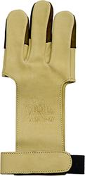 October Mountain Shooters Glove Tan Large