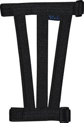 Vista Ultra-Lite Armguard w/Velcro Black