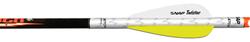 "NAP 2"" Twister Quikfletch White/Yellow/Yellow"