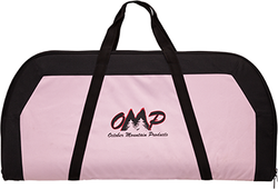 OMP Bow Case Pink 36 in.