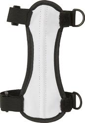 October Mountain Arm Guard White