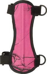 October Mountain Arm Guard Pink Camo