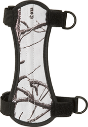 October Mountain Arm Guard Snow Camo