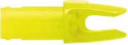 Easton 6.5mm Microlite Super Nocks Yellow 12 pk