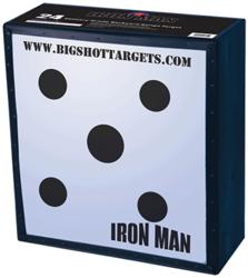 Big Shot Iron Man 24 Speed Bow Target