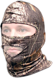 Primos Stretch Fit Full Mask Breakup
