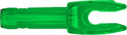 Easton 4mm Microlite Nocks Emerald Green 12pk