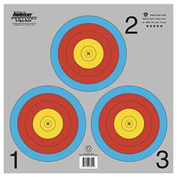 Maple Leaf NFAA Vegas Target 3-Spot 100 pk.