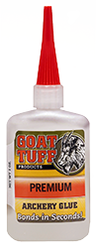 Goat Tuff Glue 1oz Bottle