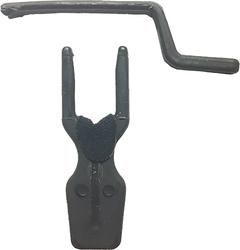 Ripcord Launcher/Containment Arm Black