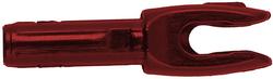 Easton 4mm Microlite Nocks Red 12 pk