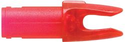Easton 6.5mm Microlite Super Nocks Red 12 pk