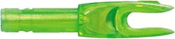Easton 4mm G Nocks Flo Green Large Groove 12pk