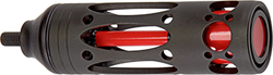30-06 K3 Stabilizer Black/Red 5 in.