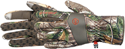 Whitetail ST Bow Touch Tip Glove Realtree Xtra Camo Large