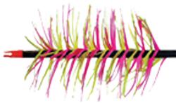 Spiral Wrap White Full Length RW Feathers