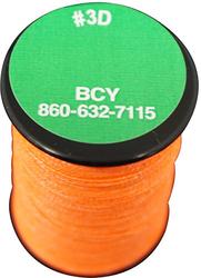 BCY 3D End Serving Neon Orange 120 yds.