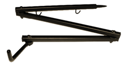 Triple Arm Bow Hanger