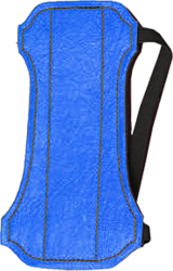 Neet Junior Armguard Blue