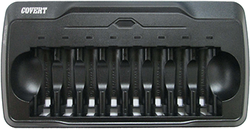 Covert Rapid Battery Charger For Size AA Batteries