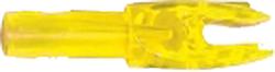 Easton 5mm X Nocks Flo Yewllo 12pk