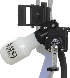 AMS Retriever Pro Left Hand Tournament Series Reel