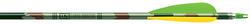 Easton Camo Hunter XX75 Arrows 2213 4 in. Vanes 6 pk.