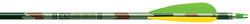 Easton Camo Hunter XX75 Arrows 2315 4 in. Vanes 6 pk.