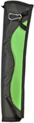 Bohning Youth Tube Quiver Neon Green/Black