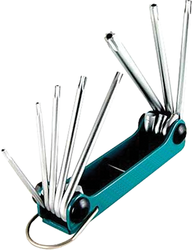 Vista Torx Wrench Set