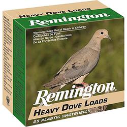 * Remington Heavy Dove 12g 2.75 8bx