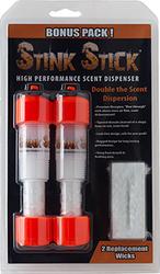 ConQuest Stink Stick Dispenser 2 pk.