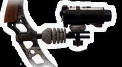 Category: Dropship Cameras, SKU #7152, Title: Killshot Bow Cam Stabilizer Mount w/Camera