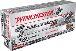 * Winchester Deer Season XP 450 Bushmaster 250gr 20rd