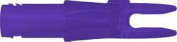 Easton 6.5mm Super 3D Nocks Purple 12pk
