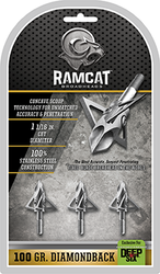 Ramcat Diamondback Deep Six 100 gr. 3 pk.