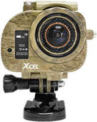 Category: Dropship Cameras, SKU #75660, Title: Spypoint Xcel HD2 Action Camera