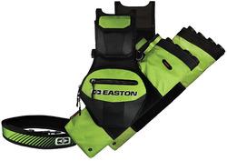 Easton Flipside Quiver Neon Green 4 Tube RH/LH