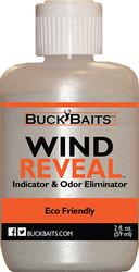Buck Baits Wind Reveal Wind Indicator 2oz