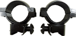"""Traditions 1"""" 3/8 Dovetail Scope Rings"""