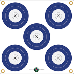 Arrowmat XL Foam Target Face Multi 5 Spot 34x34 in.