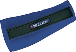 Bohning Slip On Armguard Small Blue