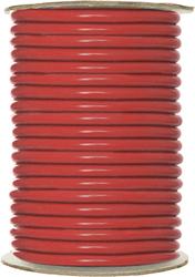 OMP TruTube Peep Tubing 25 ft. Roll Red