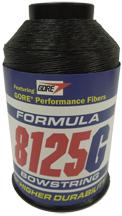 8125 Bowstring Material Black