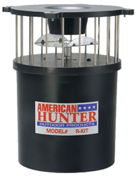 Feeder Kit w/Clock & Varmint Guard